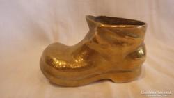 Vaskos nehéz réz cipő
