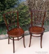 Meseszép Felújított Thonet székek Párban.