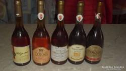 Eladóak az alábbi Tokaji Aszú borok!