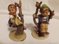 Hummel Apple tree boy és Apple tree girl