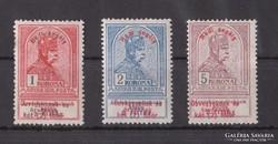 1914 Hadisegély záróértékek *