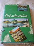 Útikönyv Csehszlovákia eladó!