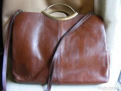 Maxmoda női bőr táska