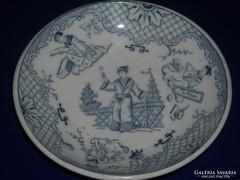 Sarreguemines porcelán tálka