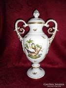 Herendi Rothschild Urna váza középső méretű