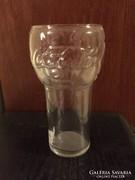 6 db, a FOCI-VB-re készült Coca-Cola üvegpohár (47)