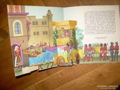 Kolumbusz Kristóf térhatású mesekönyv