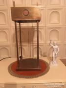 1936-os berlini olimpiára készült lámpa és szobor