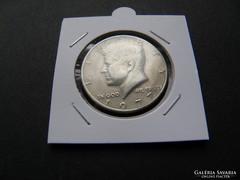 Half dollár, 50 cent, 1977. Kennedy szép tartásban(13)