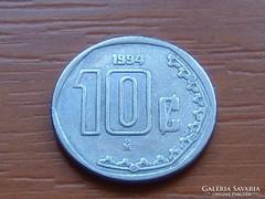 MEXIKÓ MEXICO 10 CENTAVOS 1994