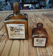 Régi Triple Sec üvegek