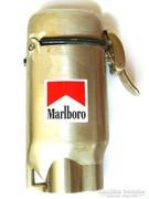 Érdekes Marlboro fém öngyújtó, csatos