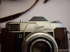 Kodak reflex retina fényképezögép