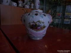 Meisseni porcelán váza. a 19 század végéről.