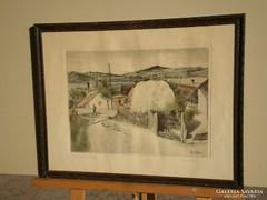 Dudás Jenő (1902–1991) : Tihanyi Csúcs-hegy