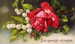 Gyöngyvirág és rózsa, 938. nov.