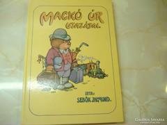 SEBŐK ZSIGMOND: Mackó úr utazásai, 1989