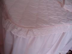 140x215 cm-es fodros ágytakaró