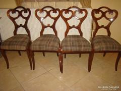 Antik bieder székek eladók