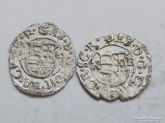 BETHLEN GÁBOR 1621-1622!! UNC- R-RITKA  állapot és évszámok!