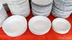Antik Magyar Gránit 6-sz.paraszt tányér készlet 18db