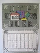 OTP falinaptár 1973.