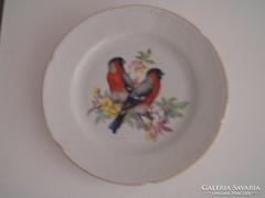 Páros porcelán tányér