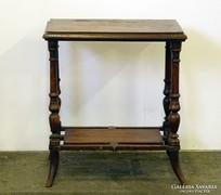 0L515 Antik kisméretű lerakó asztal