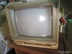 Commodore 1802 monitor.