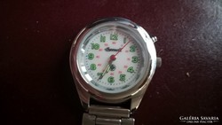 Ingersoll nővérke óra, gyönyörű, illuminátoros