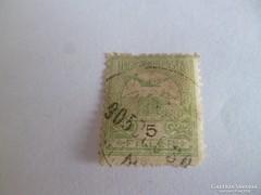 2.Magyar Királyi posta 1905