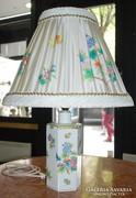 Herendi Asztali lámpa - Jelzett. 60 cm
