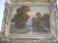 TORDAI SZÉKELY MIHÁLY: eredeti festménye