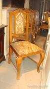 Hat darab polgári szék.