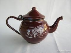 Zománcos zománcozott teáskanna