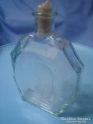 Art deco ritka palack 7dl-es U10
