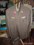 Magyar hadsereg tiszti öltöny egyenruha