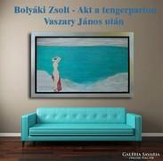 Bolyáki Zsolt – Akt a tengerparton