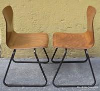 Thur-Op-Seat West-Germany Pagholz retro székek.