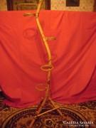 Virágtartó virág tartó virágállvány állvány bambusz rattan