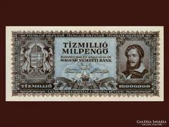 HAJTÁSMENTES - TÍZMILLIÓ MILPENGŐ 1946-BÓL