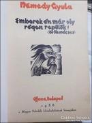 Némedy Gyula : Emberek én már oly régen repülök! 1938