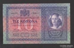 10 korona 1904. Tökéletes UNC !!!  RITKA!!!