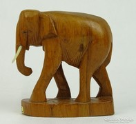 0L534 Faragott teakfa Thai elefánt 15 cm
