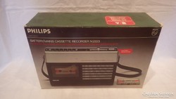 Philips N2223 retro automatic rekorder magnó