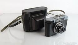 0L479 Régi analóg SMENA 8 fényképezőgép tokjában