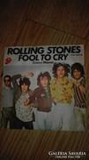 Rolling stones foolto cry crazy Mama kis lemez