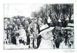 Lenkey Zoltán: Termelőszövetkezetek alakulnak Somogyban 1919