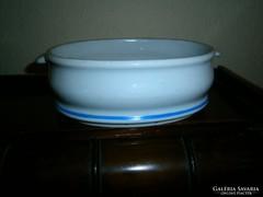 Zsolnay ételtartó  kocsonyás tányér