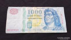 2005 évi 1.000.-Ft-os